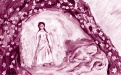 «Ангел у гроба господня», Татьяна Бирюкова, 11 лет