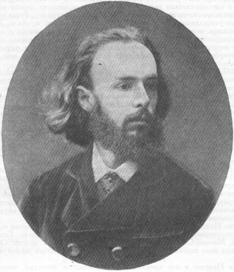 Надсон Семен Яковлевич (1862-1887)