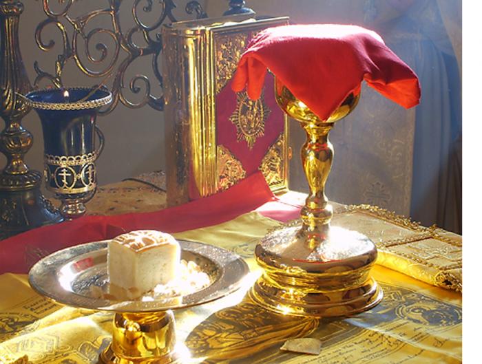 Как готовиться к литургии преждеосвященных даров