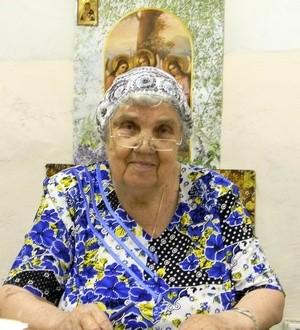 Мария Васильевна Чеснокова