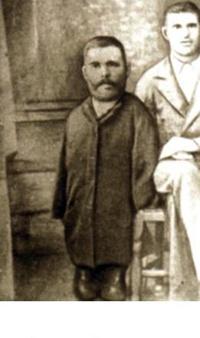 Григорий Журавлев с братом Афанасием