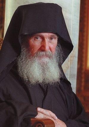 Афонский старец Ефрем